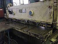 Ножницы гильотинные Sc TP 10мм/2500мм, ГДР, фото 1