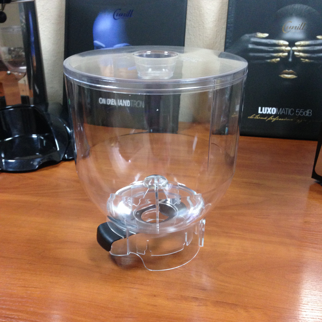 Бункер зернового кофе (2,0 кг.) в сборе для кофемолки Cunill™