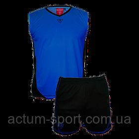 Волейбольная форма Triumph Titar сине/черная