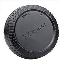 Крышка задняя для объективов FujiFilm - байонет FX (FX mount)