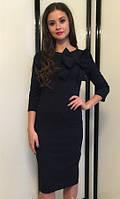 Шикарное платье с бантом  вк500