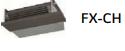 Фанкойл канальный Neoclima FX-CH 1131 SX