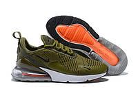Мужские кроссовки Nike Air Max 270 Flyknit Green, фото 1