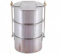 Судки для перевезення продуктів Ekber 3*5,3 л (к)