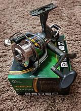 Котушка WEIDA( KAIDA) KX 4000 байтранером 3 підшипника