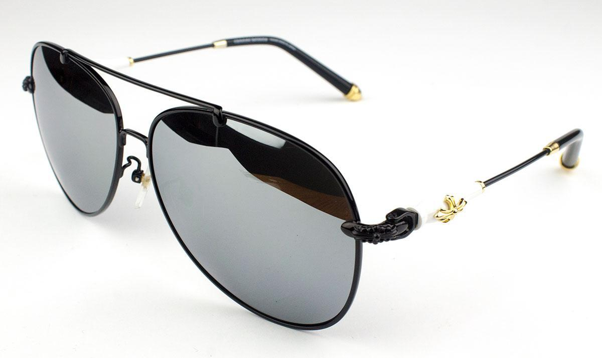 Солнцезащитные очки Chrome Hearts MSVPT-LTSC-SS-BK