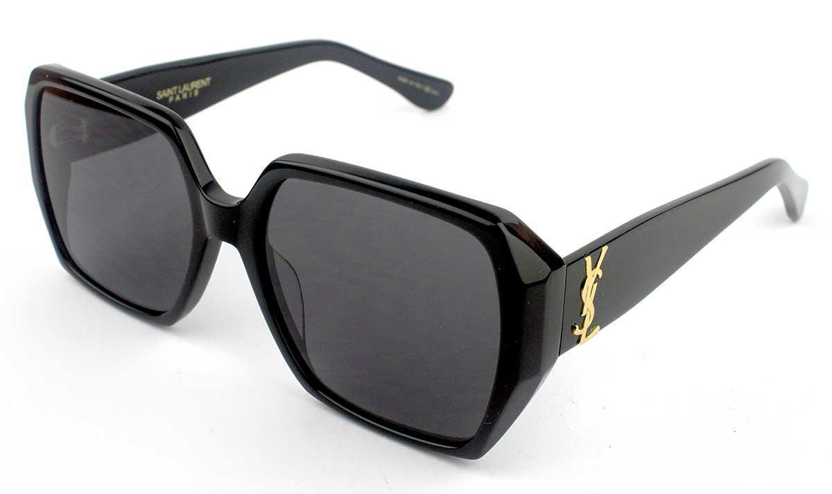 Солнцезащитные очки Saint-Laurent-SLM2-002