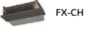 Фанкойл канальный Neoclima FX-CH 831 SX+BRO