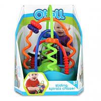 Развивающая игрушка Гонки на спиралях Bright Starts