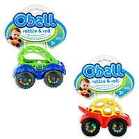 Развивающая игрушка Машинка OBall Bright Starts