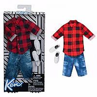Набор одежды для Кена, из серии 'Мода', Barbie FKT47