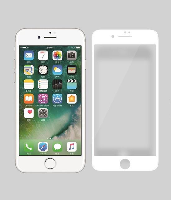 Защитное стекло Nillkin Anti-Explosion Glass Screen (CP+ max 3D) для Apple iPhone 6 plus  (2 цвета)