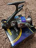 Катушка WEIDA( KAIDA) KX 5000 байтранером 3 подшипника, фото 3
