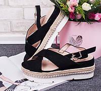 Новинки летних  женских сандалий и босоножек