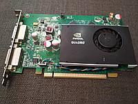 ВИДЕОКАРТА Pci-E NVIDIA QUADRO FX 380 на 256 MB с ГАРАНТИЕЙ ( видеоадаптер FX380 256mb )