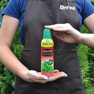 Добриво Zielony Dom органічне (гуано) для зелені, пряних, лікарських рослин 300мл