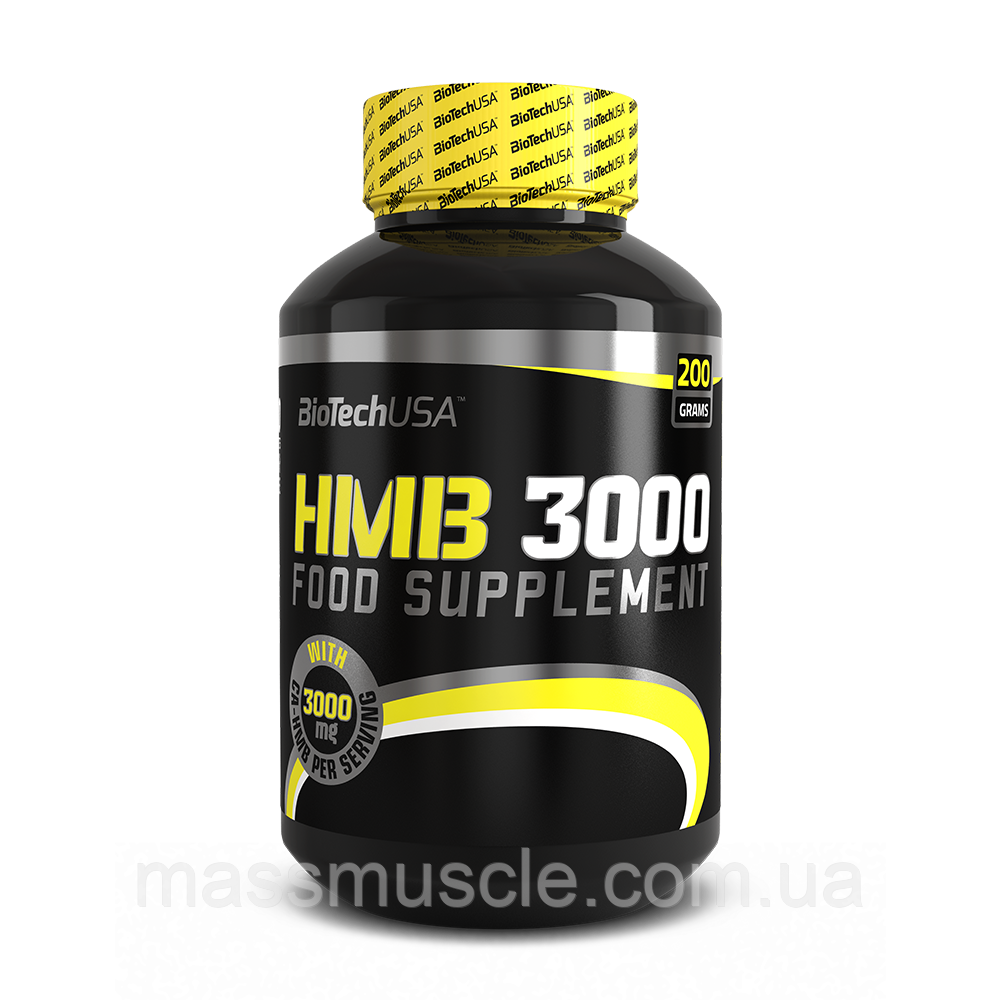 Аминокислоты BioTech USA HMB 3000 200g