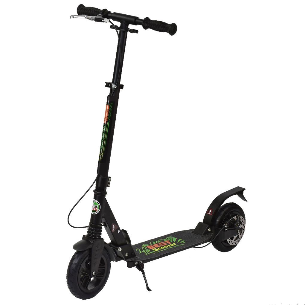 Самокат Best Scooter 00148 Черный 65931