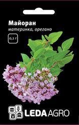 """Семена Майорана (орегано), 0,1 гр., ТМ """"ЛедаАгро"""""""