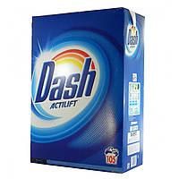 Порошок для стирки универсальный Dash Actilift Италия 114 стирок