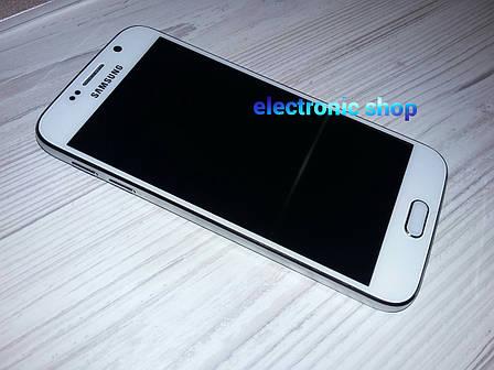 Смартфон Samsung S6 SM-G920F копия б.у., фото 2