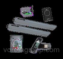 Автоматика для розпашних воріт FAAC S418 24В стулка 2,3 до 2,7 м (комплект)