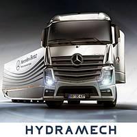 Гидрофикация Mercedes