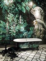 Интерьер, оформленный красивой мозаикой может быть предметом гордости хозяина квартиры или дома.
