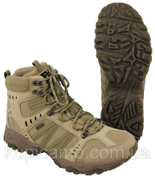 """Ботинки тактические """"Tactical""""coyote tan MFH"""