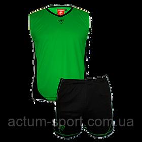 Волейбольная форма Triumph Titar зелено/черная