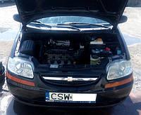 Под разбор Шевроле Авео Т200 1 модель черный металик Разборка Шевроле