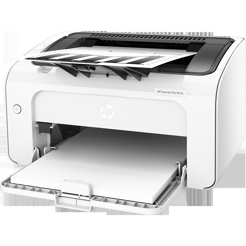 Лазерный принтер HP LaserJet Pro M12A