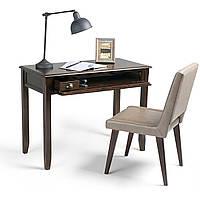 """Письменный деревянный стол """"Вильгельм"""" от производителя, фото 1"""