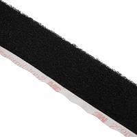 3M™ Scotchmate™ SJ-3527N Самоклеящаяся застежка «петля», черная, 25 мм х 45,7 м