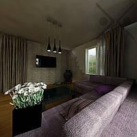 Дизайн интерьера гостиных, фото 1