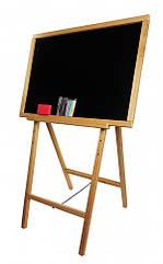 Мольберт деревянный для рисования мелом и маркером 11240