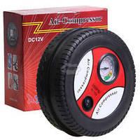 Компрессор  для шин автомобиля, насос для колес и шин Air Compressor DC12v