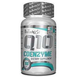 Антиоксидант BioTech USA Q10 Coenzyme 60 caps