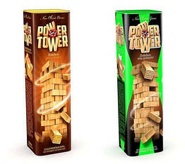 Настольная игра Дженга Danko Toys 7802DT VEGA POWER TOWER