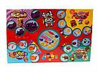 Набор для лепки 4в1 BIG CREATIVE BOX Danko Toys 7858DT, фото 2