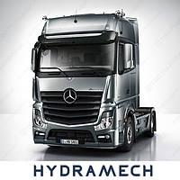 Комплект гидравлики на Mercedes