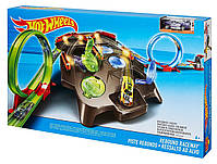 Трек Хот Вилс Опасный рикошет Hot Wheels Rebound Raceway Playset, фото 7