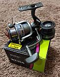 Катушка для блеснения WEIDA DF3000 3+1bb, фото 2
