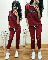 Модный костюм Moschino, размеры от 38 до 56, Турция, фото 2