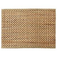 УНДЕРЛАГ Салфетка под прибор, водный гиацинт, неокрашенный, 35x45 см, 10342913, IKEA, ИКЕА, UNDERLAG