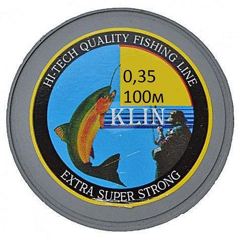 Леска Клинская  0,35 мм, 0,40мм 100м