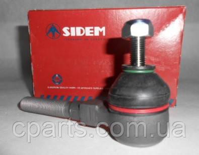 Наконечник рульової тяги Dacia Solenza (Sidem 5836)(середня якість)