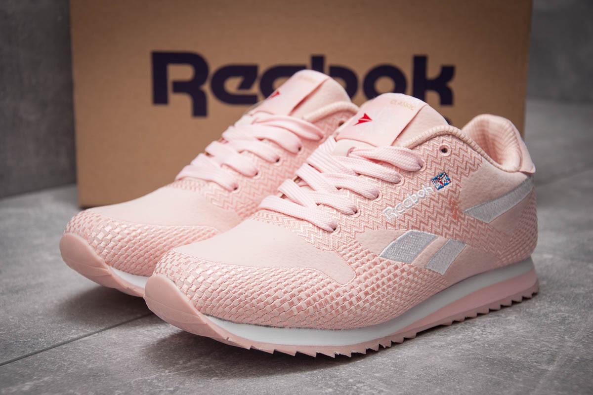caba2274c0d9 Кроссовки женские Reebok Classic, розовые (12814),   39 40 41
