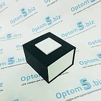 Коробка черная с белым в стиле ZARINA, фото 1