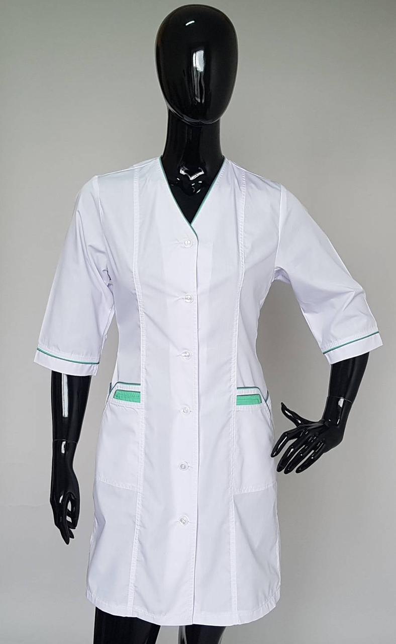 Медицинский халат очень большой размера с 68 по 74